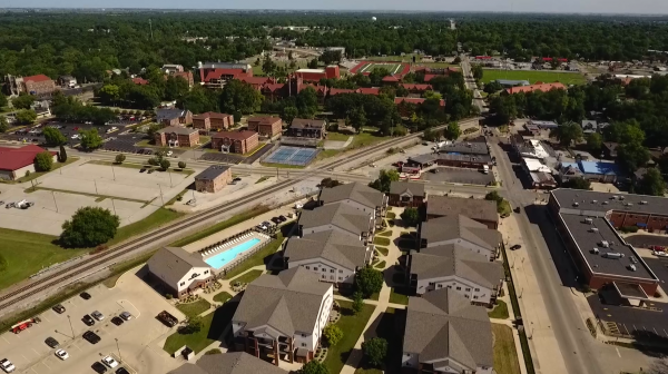 Millikin University Campus Map.Student Apartments At Millikin View Available Apartments